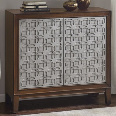 Aldovin 2 Door Accent Cabinet
