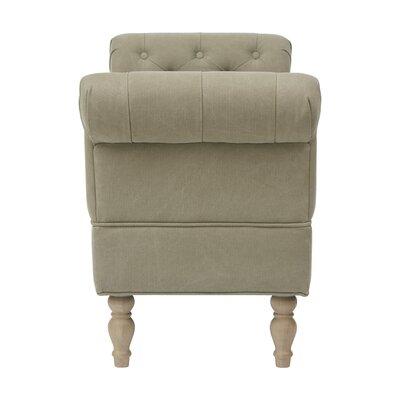 Morel Upholstered Storage Bench