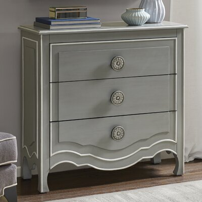 Meyers 3 Drawer Accent Chest