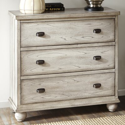 Mazur 3 Drawer Accent Chest