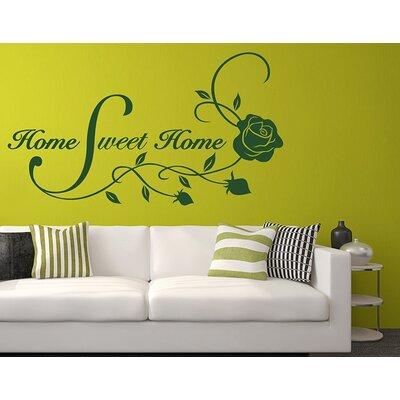 Klebefieber Home Sweet Home Wall Sticker