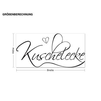 Klebefieber Kuschelecke Wall Sticker