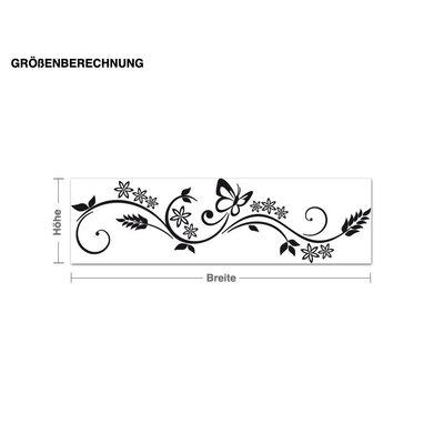 Klebefieber Blütenrausch Wall Sticker