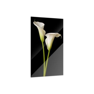 Klebefieber Liebliche Callas Glass Art