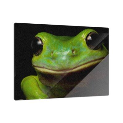 Klebefieber Der Frosch Cutting Board