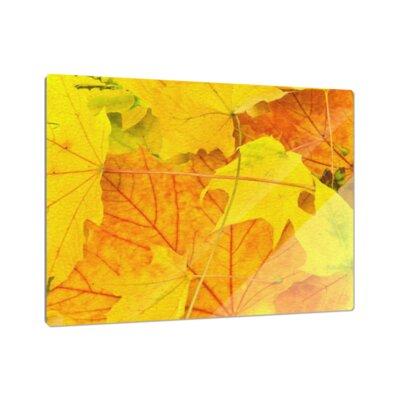 Klebefieber Herbstlaub Cutting Board