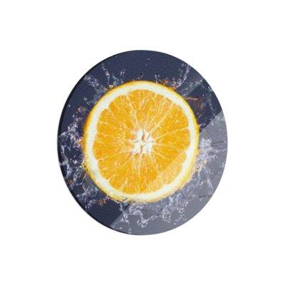 Klebefieber Orange Splash Cutting Board