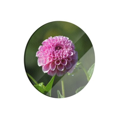 Klebefieber Rosa Blume Cutting Board