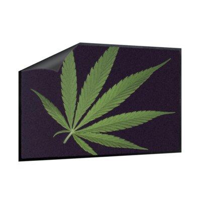 Klebefieber Cannabis Doormat