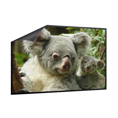 Klebefieber Koalafamilie Doormat