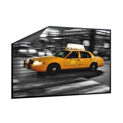 Klebefieber New Yorker Taxi Doormat