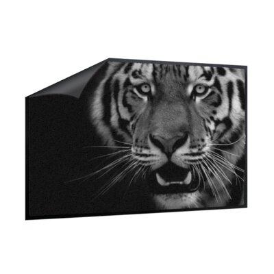 Klebefieber Tiger Doormat