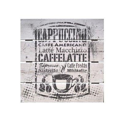 Klebefieber Kaffeesorten Photographic Print on Canvas