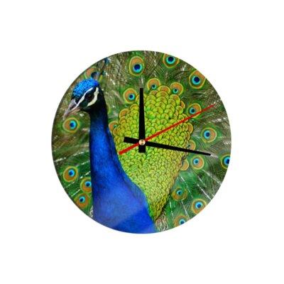 Klebefieber Spice Mix 30cm Analogue Wall Clock