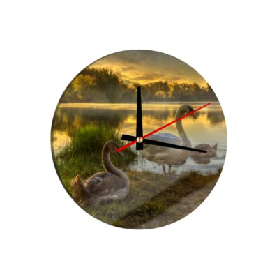 Klebefieber Limes 30cm Analogue Wall Clock