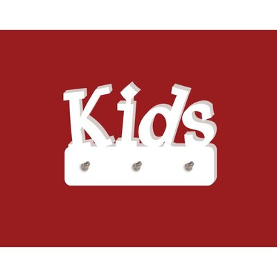 Klebefieber Kids Coat Rack