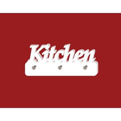 Klebefieber Kitchen Coat Rack