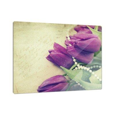 Klebefieber Tulpen Cutting Board