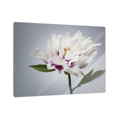 Klebefieber Weiße Blüte Cutting Board