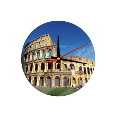 Klebefieber Colosseum 30cm Analogue Wall Clock