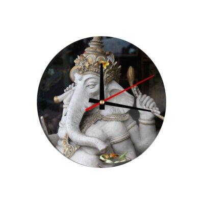 Klebefieber Ganesha 30cm Analogue Wall Clock