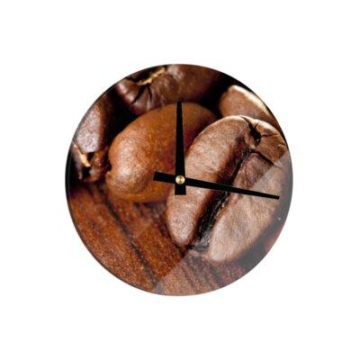 Klebefieber Coffee Beans 30cm Analogue Wall Clock