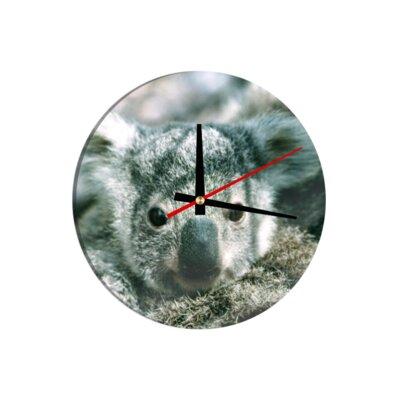 Klebefieber Baby Koala 30cm Analogue Wall Clock