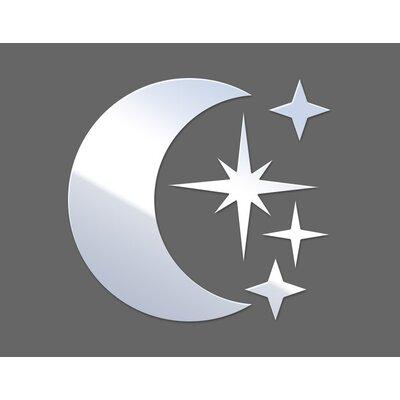 Klebefieber Mond und Sterne Mirror Design