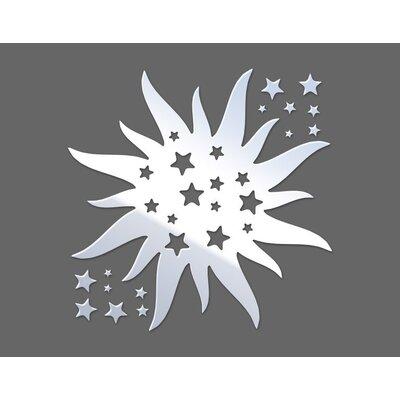 Klebefieber Sonne und Sterne Mirror Design