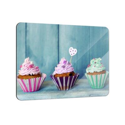 Klebefieber Cupcakes Coaster Set