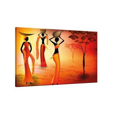 Klebefieber Afrika Frauen Photographic Print on Canvas
