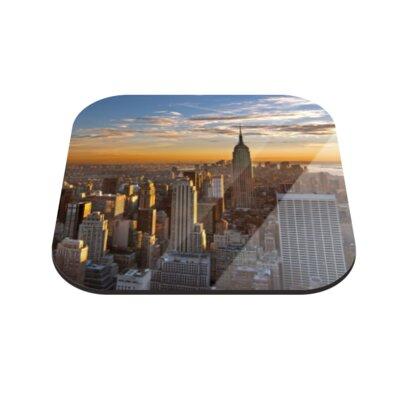 Klebefieber New York Coaster Set