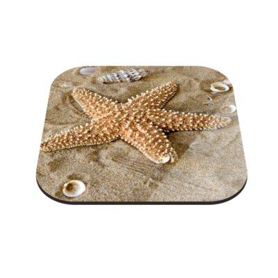 Klebefieber Strand Fundstücke Coaster Set