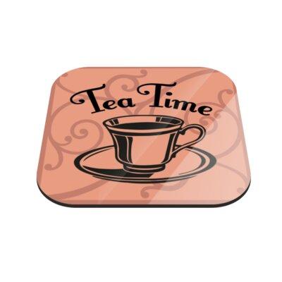 Klebefieber Tea Time Coaster Set