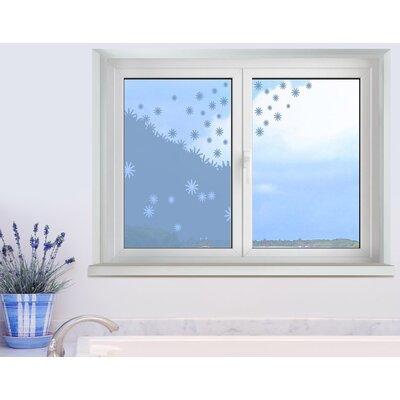Klebefieber Blütenregen Window Sticker