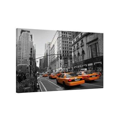 Klebefieber Manhattan 2 Photographic Print on Canvas