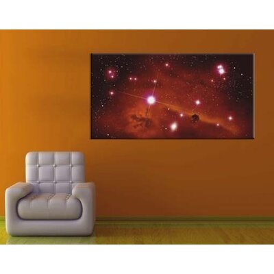 Klebefieber Orion Photographic Print on Canvas
