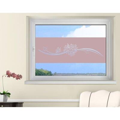 Klebefieber Floral Window Sticker