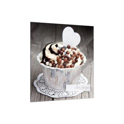 Klebefieber Cake Love Always Glass Art