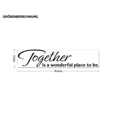Klebefieber Together Wall Sticker