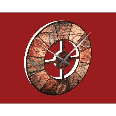 Klebefieber Colour 30cm Analogue Wall Clock