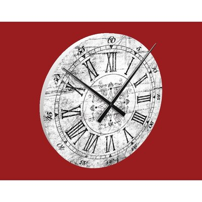 Klebefieber Lost Time Analogue Wall Clock