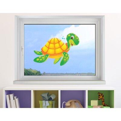 Klebefieber Schildkröte Window Sticker