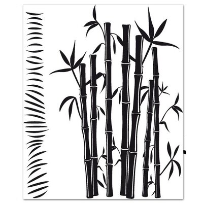 Klebefieber Bambus Wall Sticker