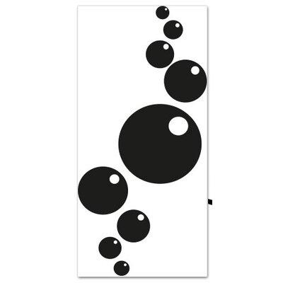 Klebefieber Bläschen Wall Sticker