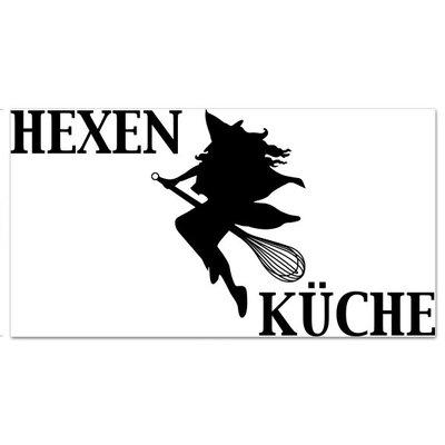 Klebefieber Hexenküche Wall Sticker