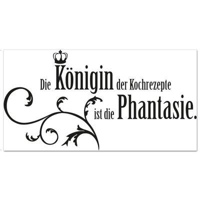 Klebefieber Kochrezept Phantasie Wall Sticker