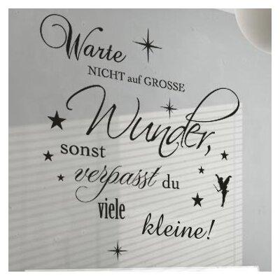 Klebefieber Kleine Wunder Wall Sticker