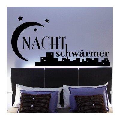 Klebefieber Nachtschwärmer Wall Sticker