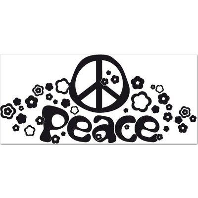 Klebefieber Peace Wall Sticker